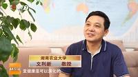 CCTV央视报道绿叶135保健养猪